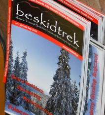 Byłem redaktorem naczelnym cenionego czasopisma promującego regiony Beskidów.