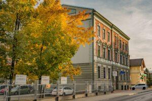 Budynek przy ul. Sempołowskiej 19.