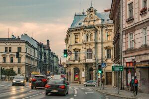 Patria jest jedną z moich ulubionych kamienic w Bielsku-Białej.