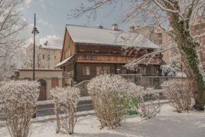 Muzeum Dom Tkacza w Bielsku-Białej.