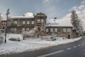 Uwielbiam ten budynek przy ul. Jana III Sobieskiego. :)