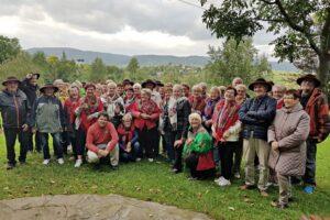 2019 rok - po wycieczce z Seniorami z Rychwałdu (zdjęcie od Grupy).